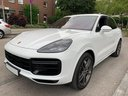 Аренда в Ницце аэропорт автомобиля Porsche Cayenne Turbo V8 550 hp