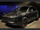 Аренда в Ницце аэропорт автомобиля Porsche Macan Turbo Performance Package LED Sportabgas