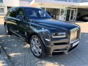 Rent-a-car Rolls-Royce Cullinan Black in Champagne, photo 1