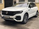 Rent-a-car Volkswagen Touareg R-Line in Menton, photo 2
